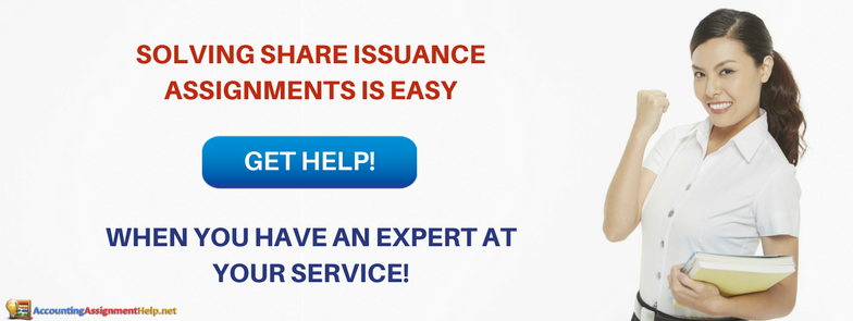 share issuance help