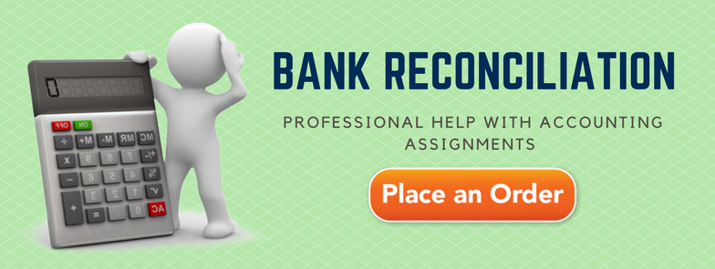 bank reconciliation accounting help